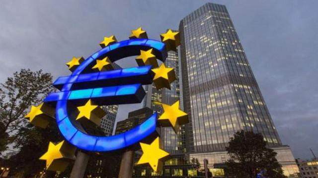 ЕЦБ увеличи на 4% ръста на БВП в еврозоната през 2021 г.