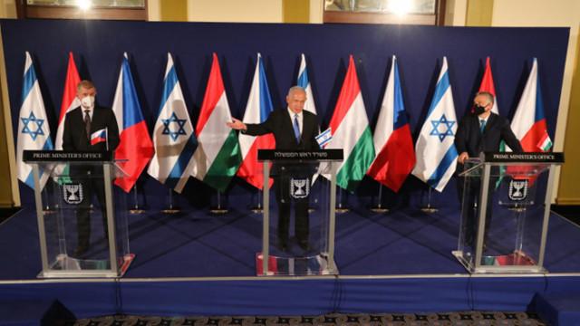 Чехия и Унгария черпят вдъхновение от борбата на Израел с COVID-19