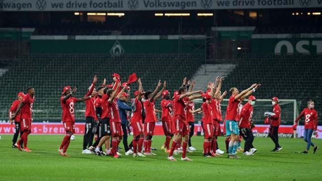Финалът за Купата на Германия ще се играе при закрити врати