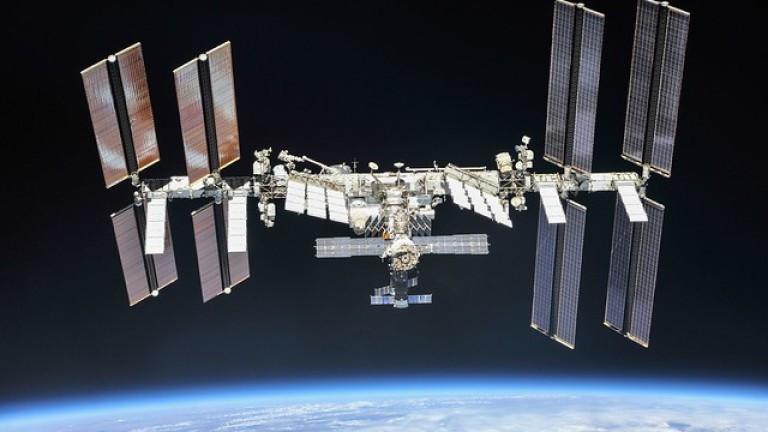 Първият сателит на Мианмар е задържан на борда на Международната
