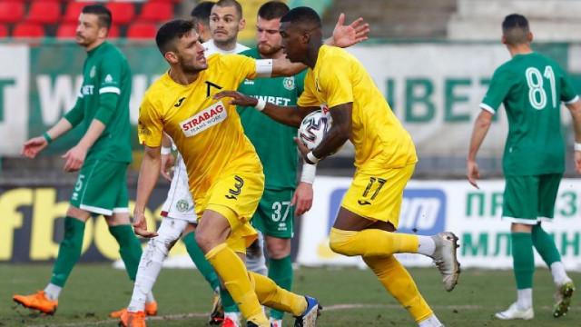 Левски направи пълен обрат срещу Ботев Враца