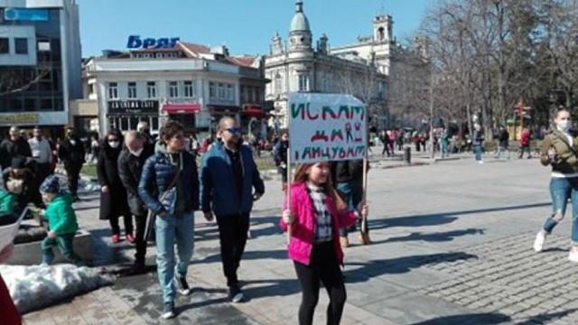 Танцовите школи на протест в Русе