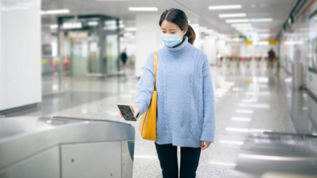 Граждани със зелен здравен QR код могат да пътуват свободно в Китай