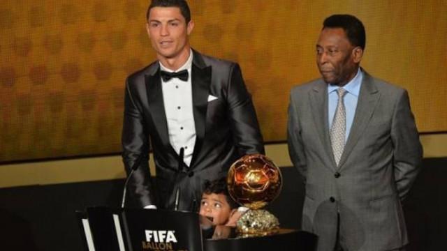 Роналдо: Никога не съм мечтал да подобря рекорда на Пеле