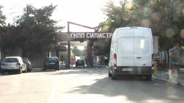 Камионите за ферибота Силистра – Кълъраш ще преминават по обходен маршрут