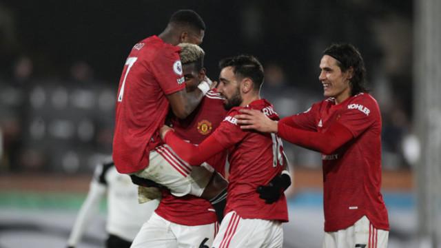 Юнайтед излиза с тежката артилерия на реванша с Милан