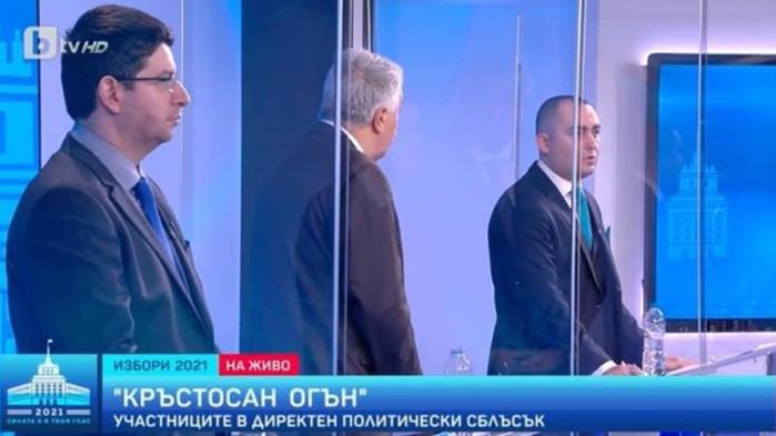 Младото острие на ГЕРБ в дебат за Жан Виденов и