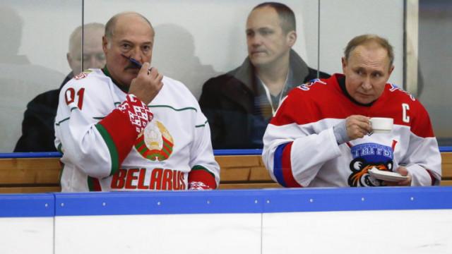 Лукашенко обяви, че Беларус няма приятели по света, Русия учудена