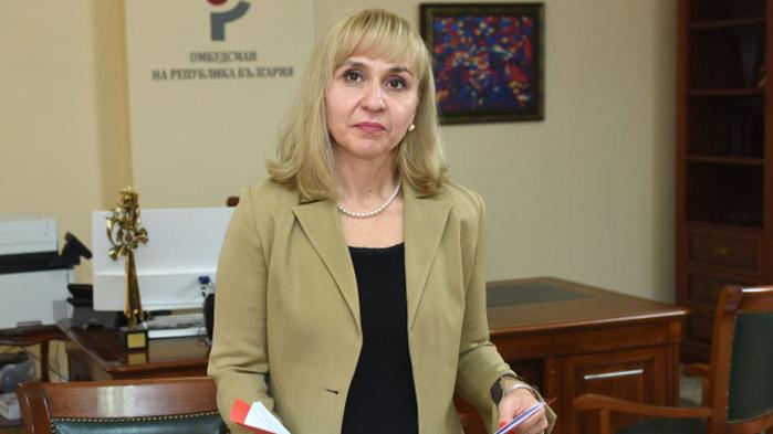 Омбудсманът Диана Ковачева изпрати становище до регионалния министър Петя Аврамова,