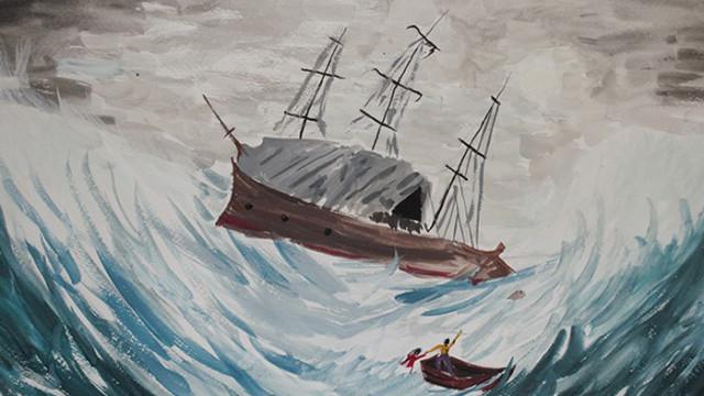 Конкурс за детски рисунки на морска тематика, организират от Моряшки професионален съюз