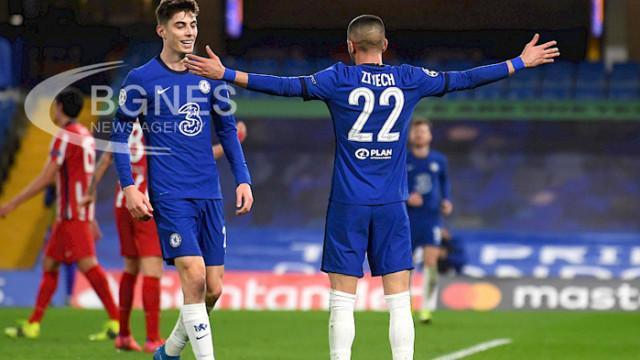 Челси и Байерн Мюнхен оформиха 1/4-финалистите в ШЛ