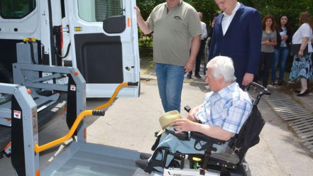 Община Варна осигурява транспорт за избирателите с увреждания в деня на вота