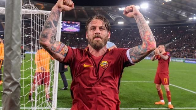 Даниеле де Роси стана помощник в националния отбор на Италия