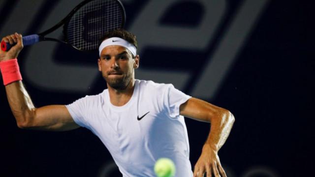 19-годишен квалификант отстрани Димитров от турнира в Акапулко