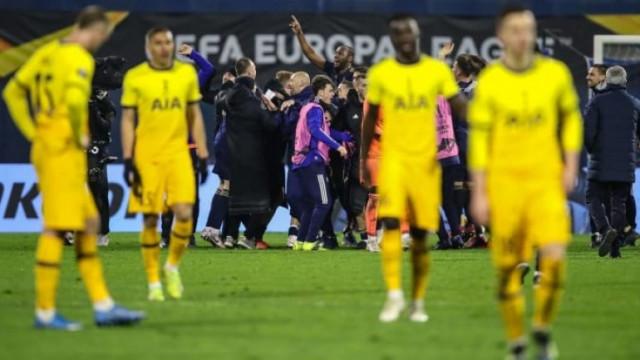 Най-интересното от 1/8-финалите на Лига Европа