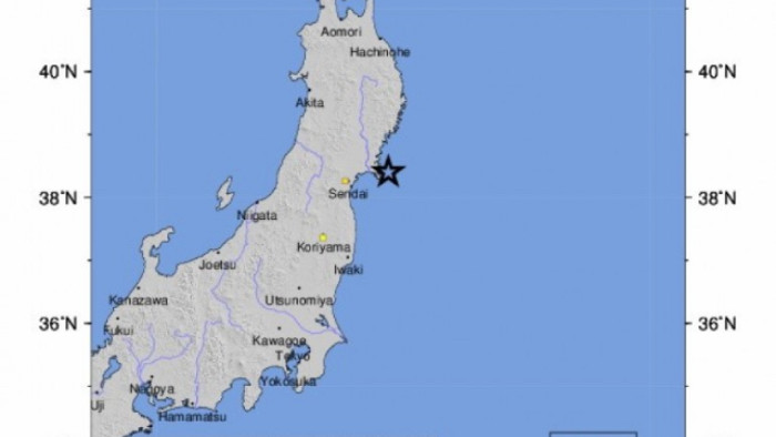 Няма данни за пострадали българи при земетресението в Североизточна Япония