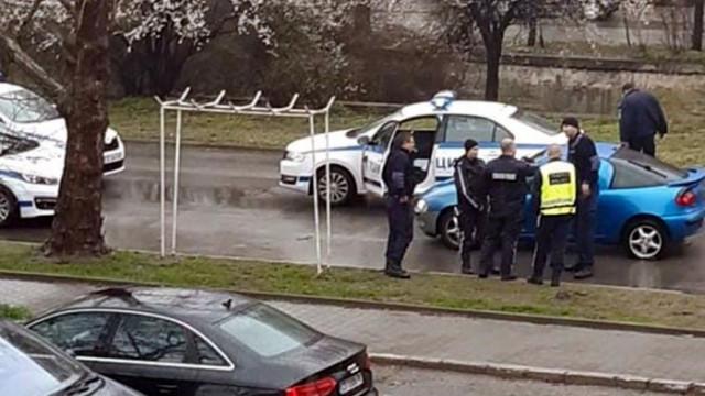 След гонката в Казанлък: бит задържан, уволнени полицаи и протести в тяхна защита