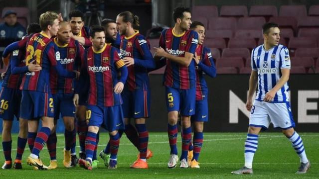 Меси счупи още един рекорд в Барселона