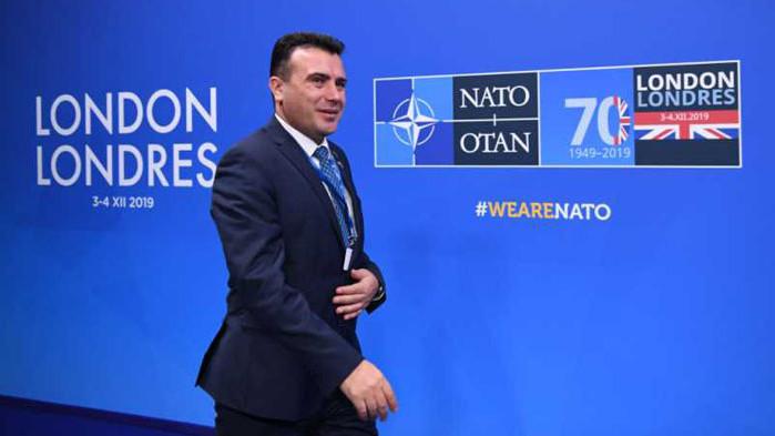 Лидерът на управляващия Социалдемократически съюз /СДСМ/ в РСМакедония Зоран Заев