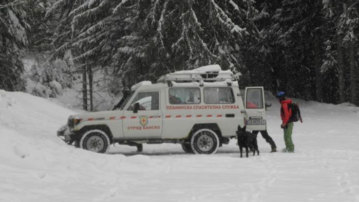 Акцията по издирването на 34-годишния сноубордист, който изчезна в Рила