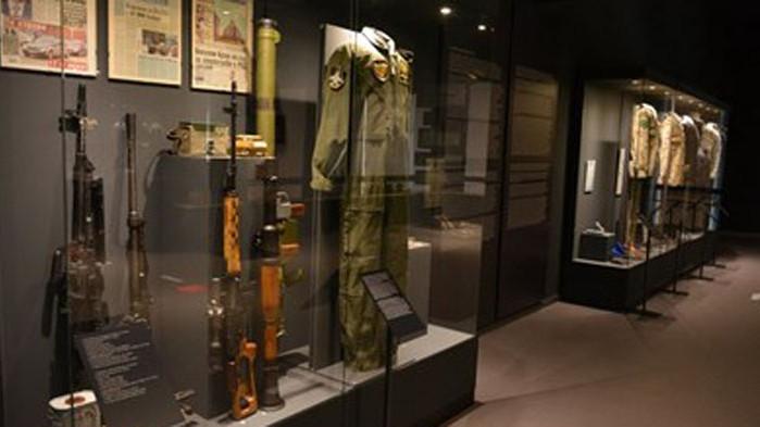 "Националният военноисторически музей с приз ""Музей на годината"""