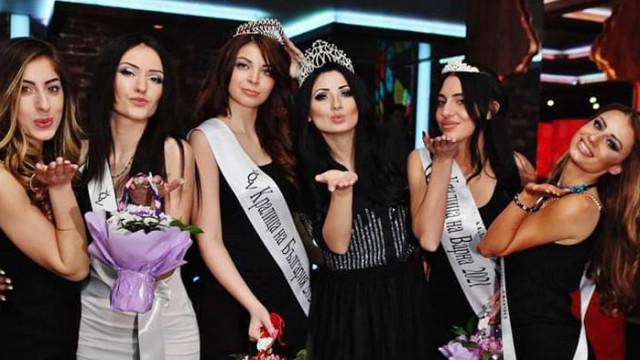 """Избраха новата """"Кралица на България"""" във Варна"""