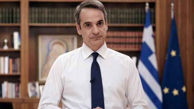 Борисов поздрави Мицотакис по повод Националния празник на Гърция