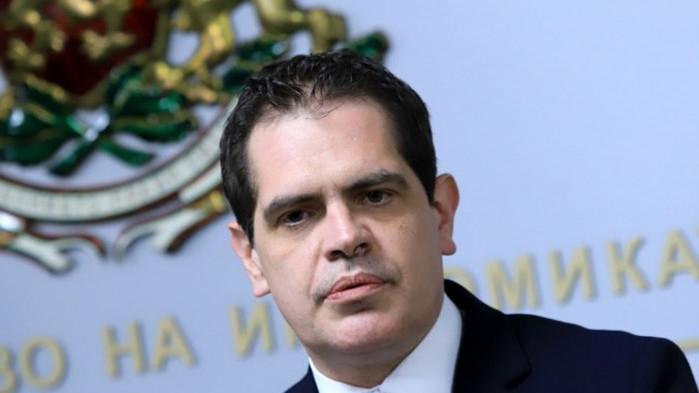 Това съобщи министърът на икономиката Лъчезар Борисов Икономическият министър Лъчезар