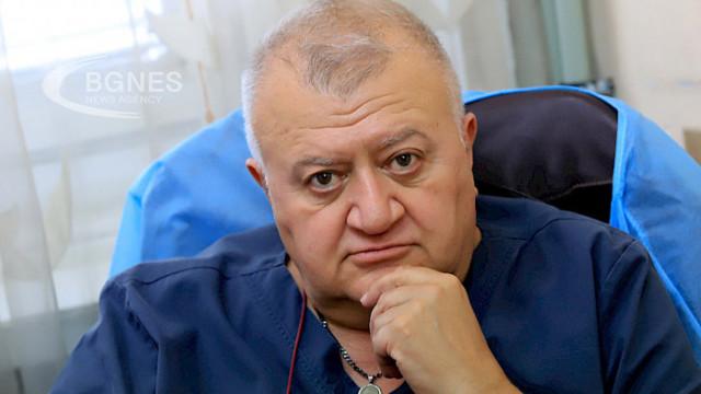 Д-р Александър Станишев: Антиваксърството е престъпление
