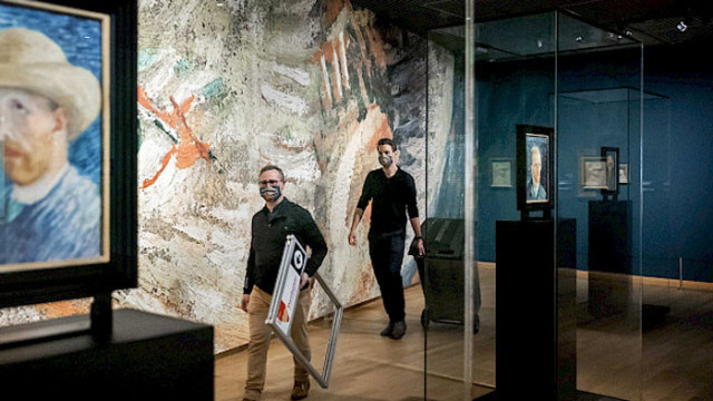Продадоха картина на Ван Гог за над 13 млн. евро