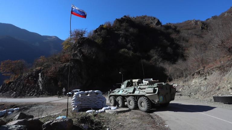 Руският става втори официален език в Нагорни Карабах
