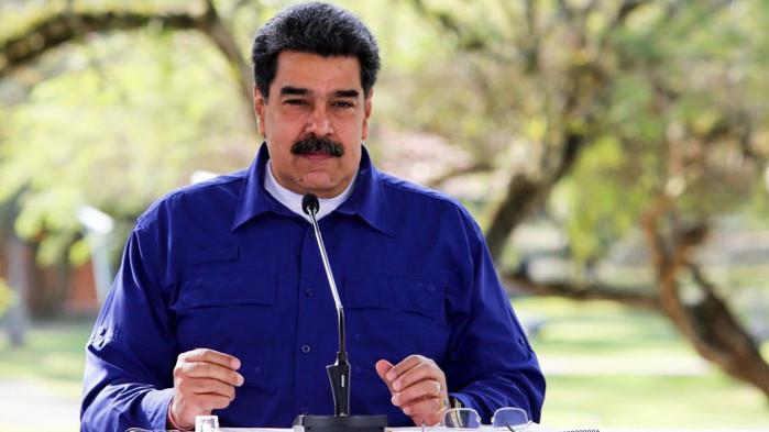 """""""Фейсбук"""" блокира профила на венецуелския президент Николас Мадуро, защото рекламирал"""