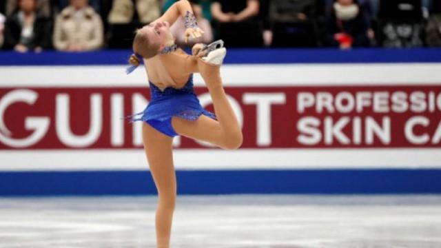 Александра Фейгин спечели първа олимпийска квота от 24 години насам