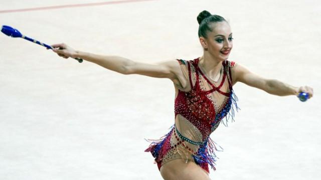 Боряна Калейн взе сребърен медал в многобоя