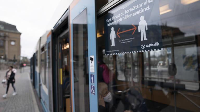 Координаторът на имунизационната кампания в Швеция съобщи, че многократни забавяния