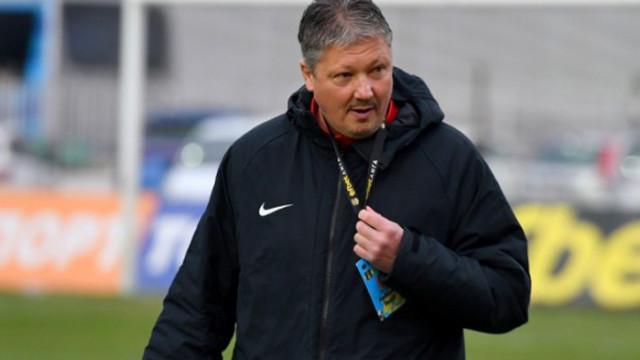 Любослав Пенев е новият треньор на ЦСКА