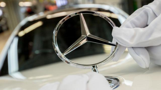 Mercedes започва да произвежда електрическите си ванове в САЩ през 2023-а