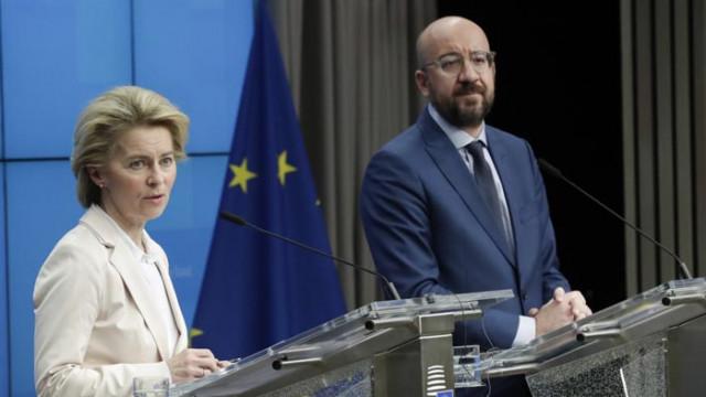 ЕС отложи приемането на плана за възстановяване