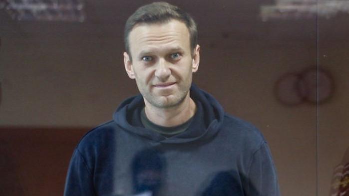 Осъденият критик на Кремъл Алексей Навални обяви гладна стачка, съобщи
