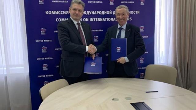 Пак в Москва: Обвиненият в шпионаж Николай Малинов подписа пътна карта с партията на Путин