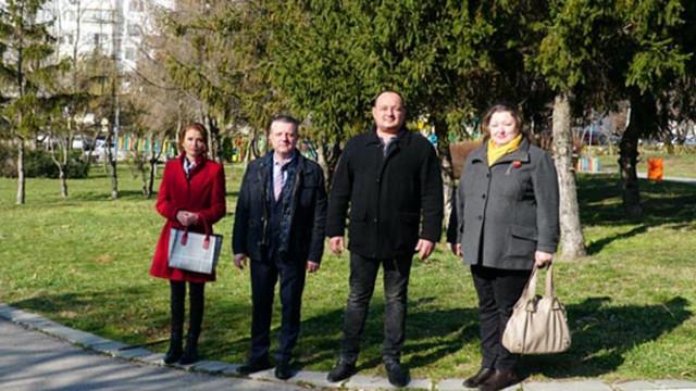 Владиславово – районът с най-ярък отпечатък на СДС-Варна
