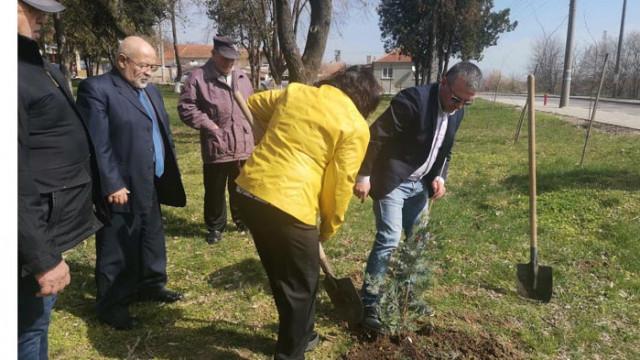 СДС-Варна закри кампанията на коалицията ГЕРБ-СДС с екоинициатива