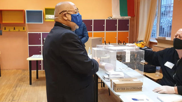 Д-р Янко Станев: Обичам Варна и Родината! Гласувах
