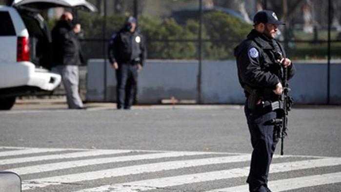 Извършителят на нападението срещу Капитолия, при което загина един полицай,