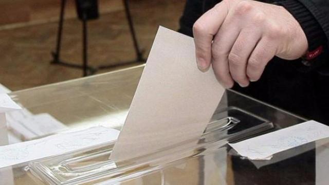 Избирателната активност в община Варна