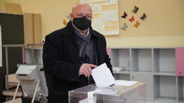 Красен Кралев: Гласувах за това да има сигурност, стабилност и спокойствие