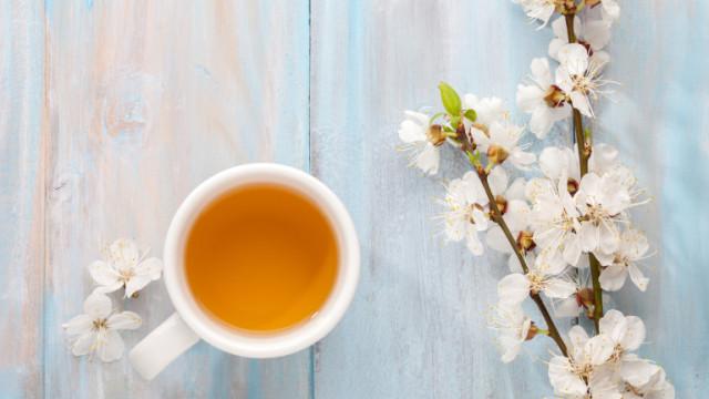 Чайове, подходящи за пролетта