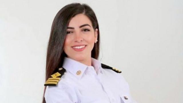 Взеха под прицел за кризата в Суецкия канал първата жена капитан на Египет