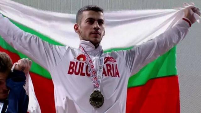 Стилиян Гроздев спечели трета европейска титла за България