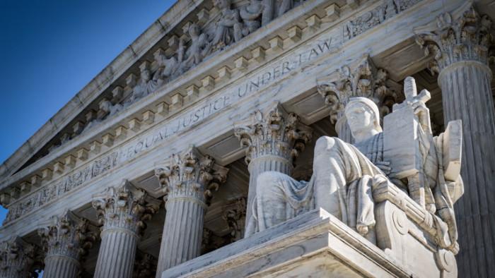 Върховният съд на САЩзастана на страната на технологичния гигант Googleв